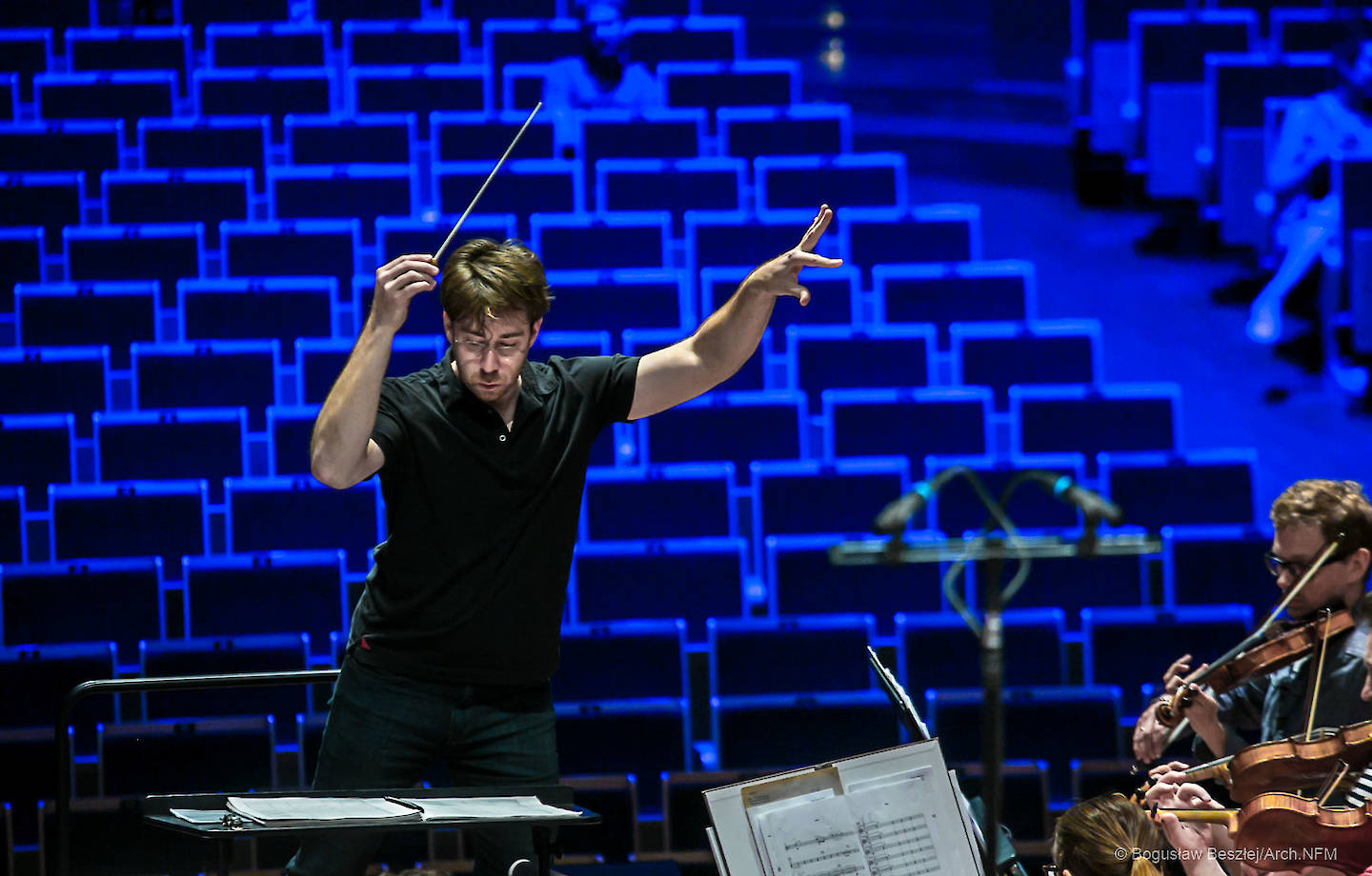 Fulmer Appointed Music Director and Conductor of the Hunter Symphony image